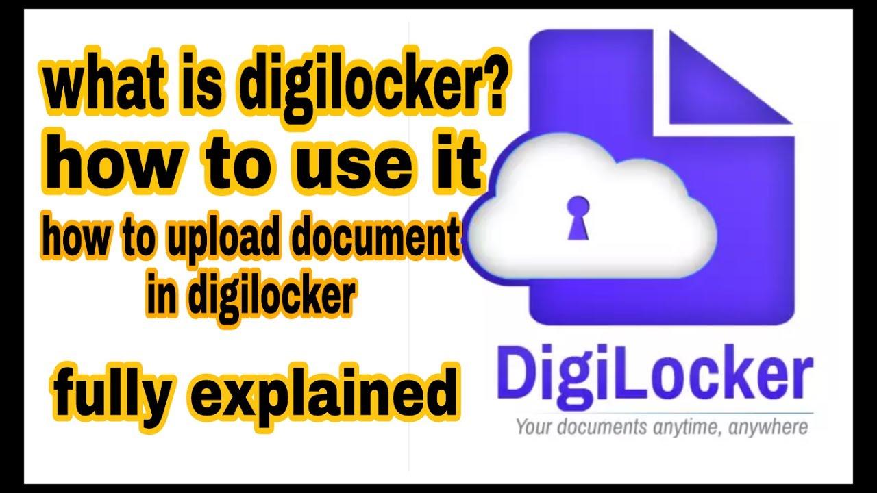 How To Upload Documents To Digital Locker Account? | Digital Locker ID