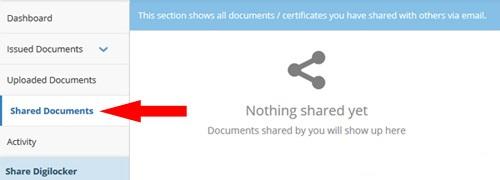 DigiLockerApp : A Best Way To Share Documents Online