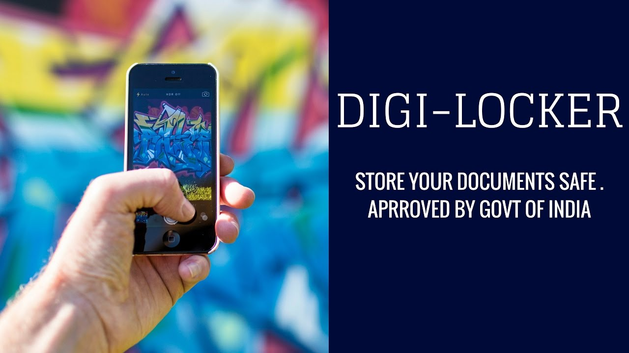 How To Save Documents In Digilocker App | Digilocker Issued Documents